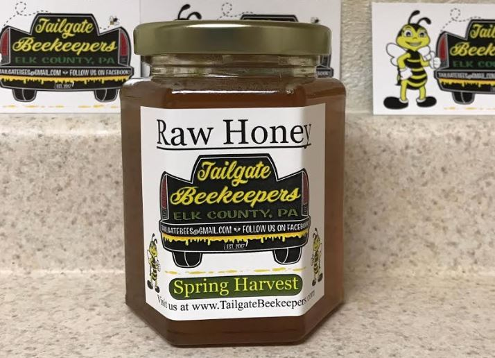 Raw Honey (Fall) or (Spring)