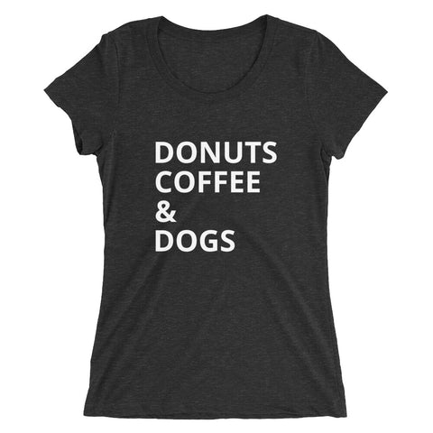DONUTS COFFEE & DOGS