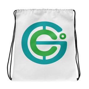 Geography Now Drawstring bag!