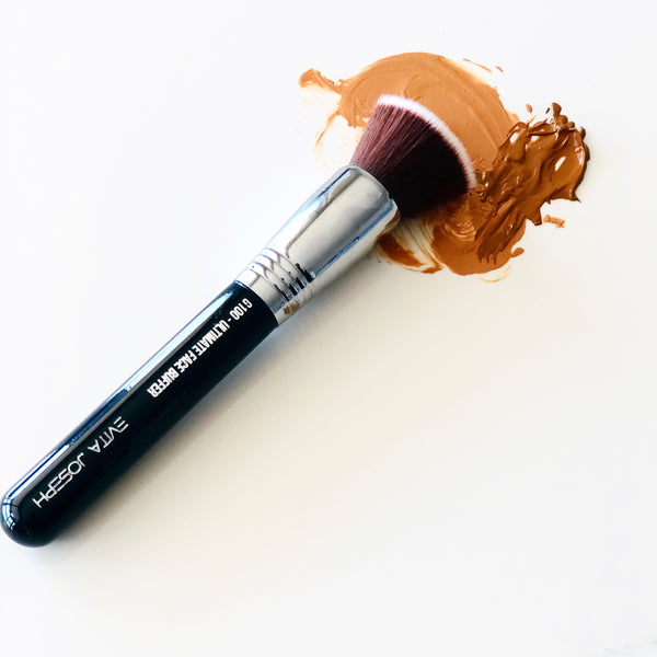 The Flat Top Foundation Brush For Liquid or Cream Foundation