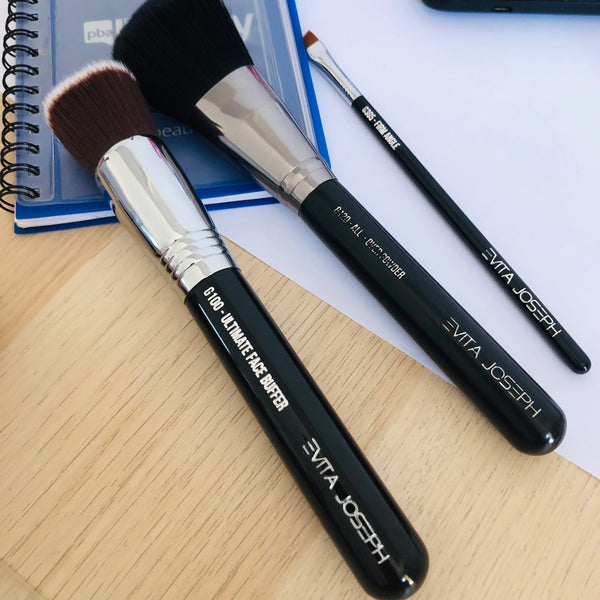 Must-Have Makeup Brushes For Beginners