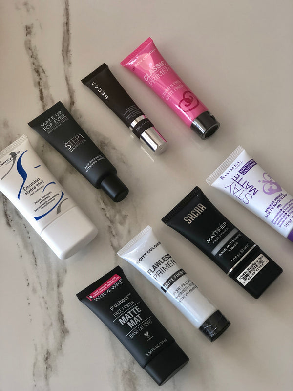 10 Best Primers For Oily Skin From High end to Affordable brands