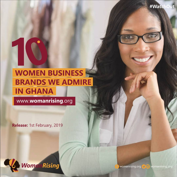 10 Women Business Brands We Admire in Ghana