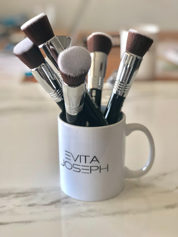Flat Top Foundation Brush | Evita Joseph