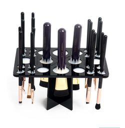 Makeup Brush Tree | Evita Joseph Brush Drying rack