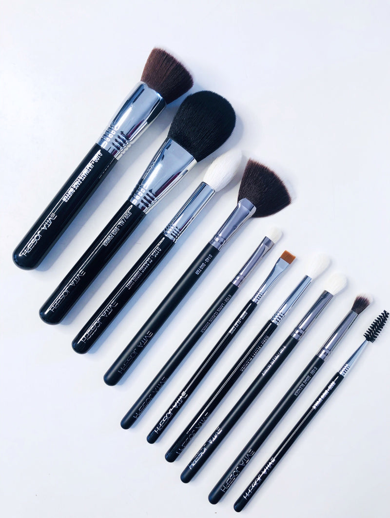 10pcs Personal Brush Set