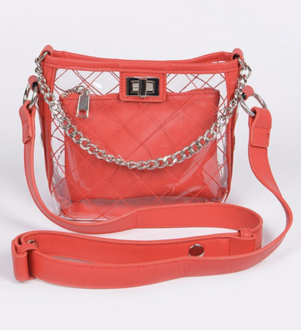 Red Lux Bag