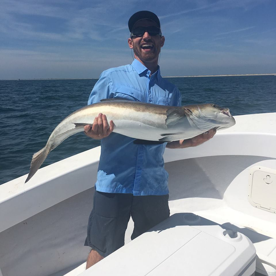 Fishing Report: Thursday, May 24, 2018