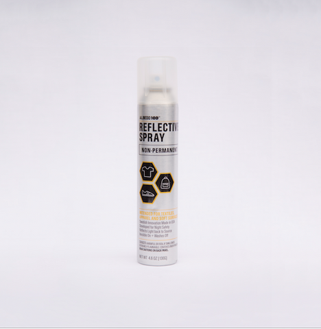 Spray Reflectivo - NO PERMANENTE | Reflective Spray - Non-Permanent