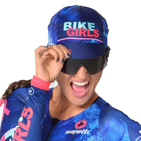 Gorra Ciclismo Mujer | Cycling Cap for Women