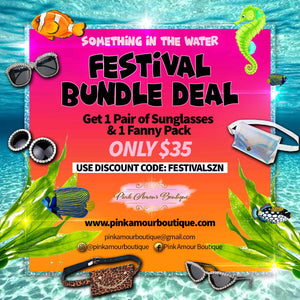 Something In The Water Festival Bundle Deal