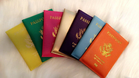 Accessories - Women's Squad Goals Passport Covers Bundle