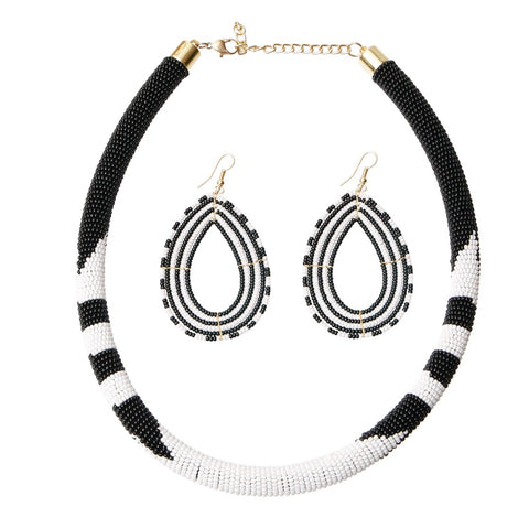Driven Necklace Set