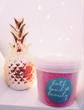 Sugar Scrub Strawberry - Bath Bomb & Beauty