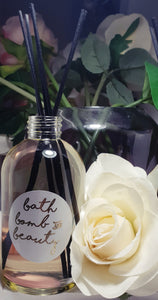 Reed Diffuser - Large - Bath Bomb & Beauty