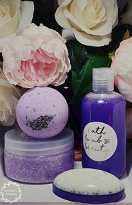 I Love You Gift Pack - Bath Bomb & Beauty