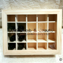 Essential Oils Box 20 Holder