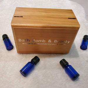 Essential Oils Box - 15 Slot