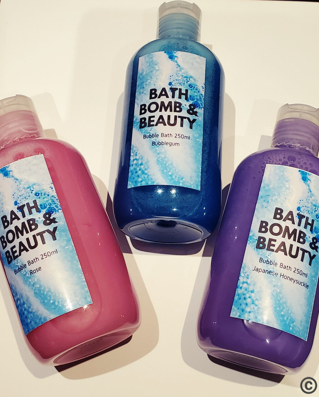 Bubble Bath 250ml