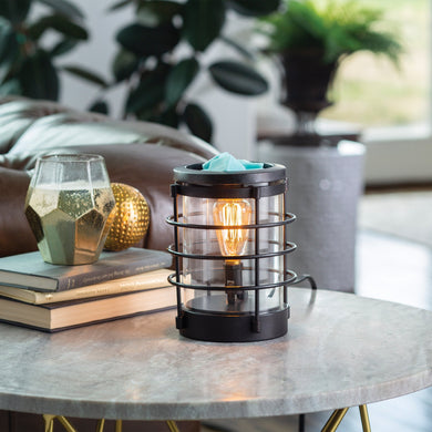 The Coastal Edison Bulb Illumination Wax Melt Warmer