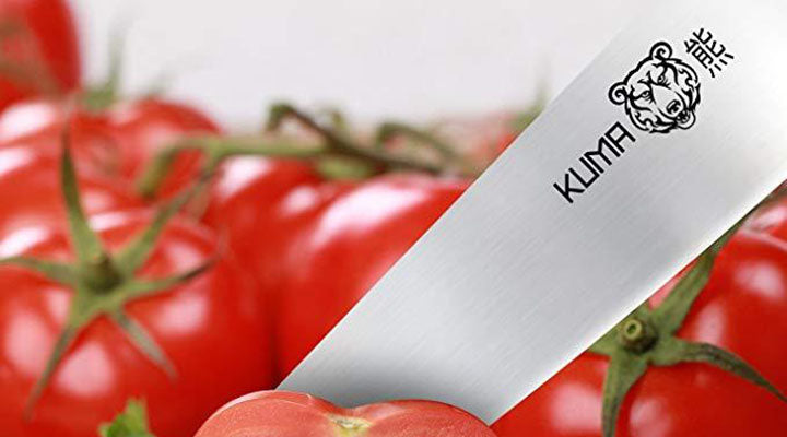 KUMA's 8-Inch Professional Chef Knife And The Power of Carbon