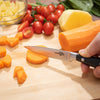 "Image of KUMA Paring Knife - SLICE WITH PRECISION - Stainless Steel 3.5"" Blade"