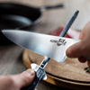 Image of 3 Pack: KUMA Chef's Knife + KUMA Paring Knife + KUMA Honing Rod