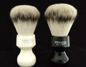 Synthetic Shave Brushes