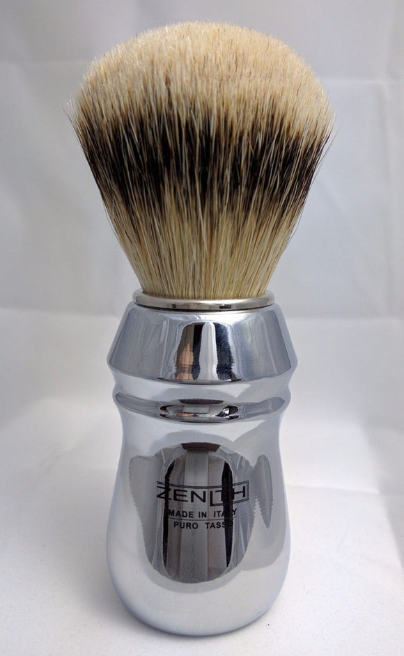 Zenith Silvertip. XL Copper Chrome handle. 26x51mm P14