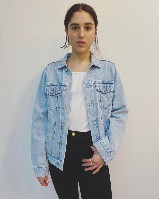 Maicy Denim Jacket by Assembly Label