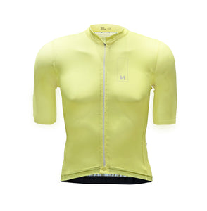 SuperB jersey ~ Light Yellow
