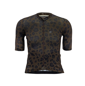 SuperB jersey ~ Dark Leopard
