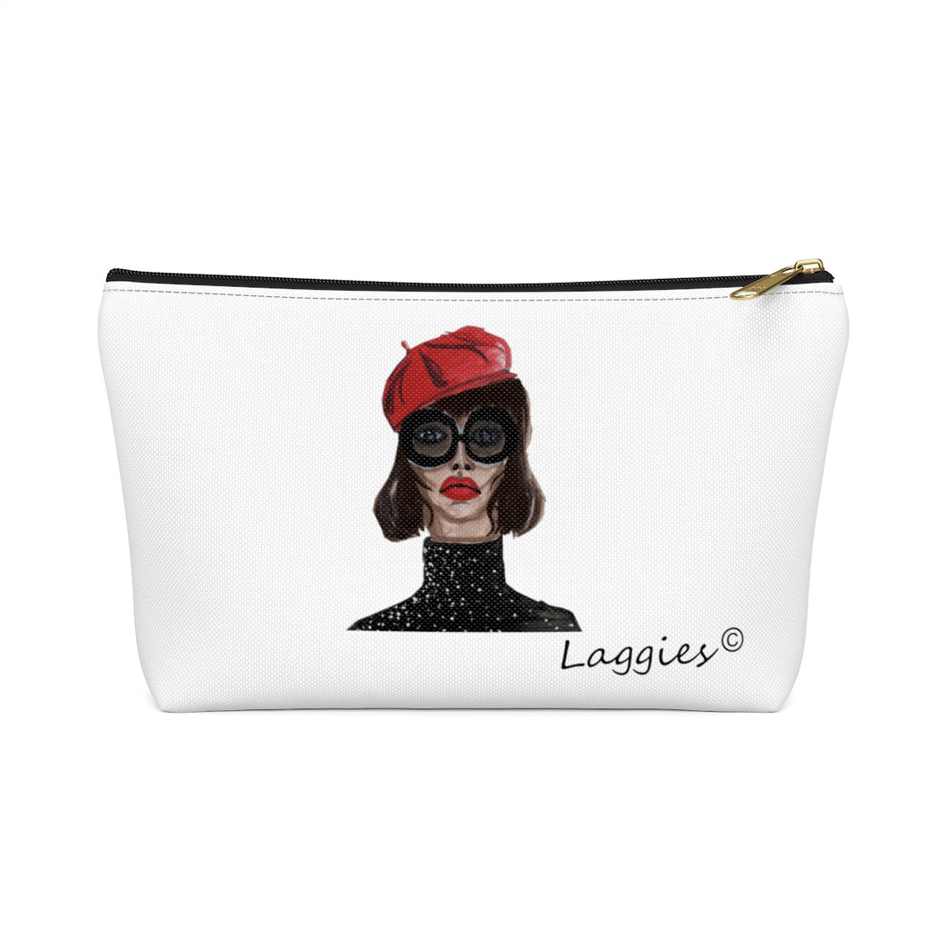 Laggies Accessory Pouch w T-bottom