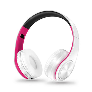 Bluetooth Headset Foldable Sport Earphone MP3 player - FitnessAmazons.ca