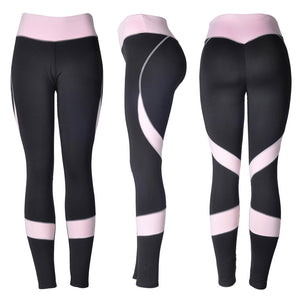 High Waist Heart-shaped Pants - FitnessAmazons.ca