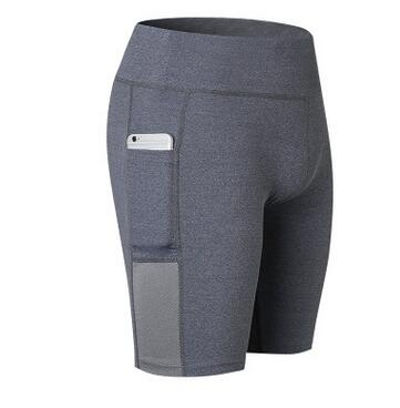 Compression Short Tights with side pocket