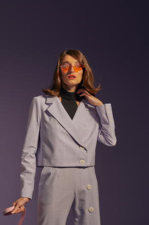veste light purple - the air uniform