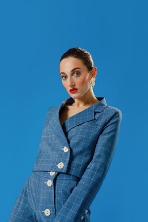 veste french blue - the air uniform