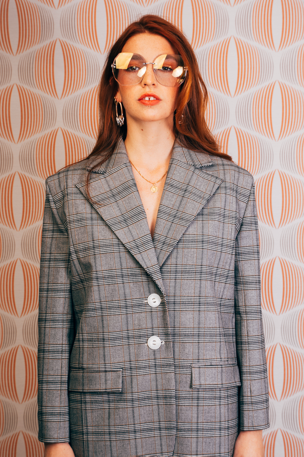 veste vintage grey - the boss uniform