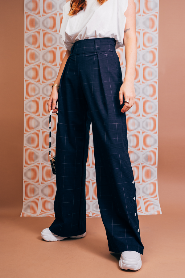 pantalon midnight blue - the boss uniform