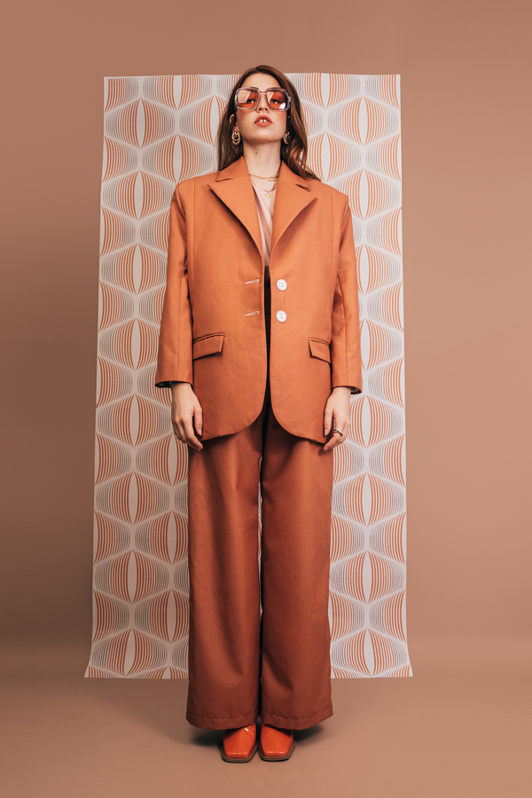 veste pumpkin - the boss uniform