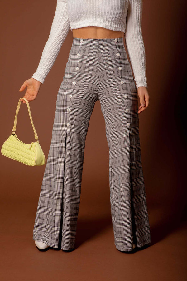 pantalon prince de galles - the school uniform