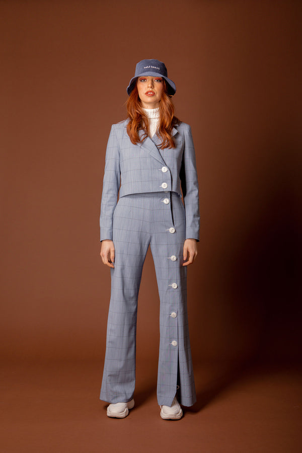 pantalon icy blue - the air uniform