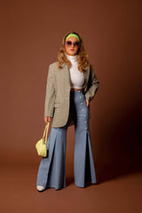 veste vintage green - the boss uniform
