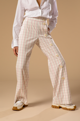 pantalon french rose - the air uniform