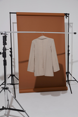 veste creamy beige - the school uniform