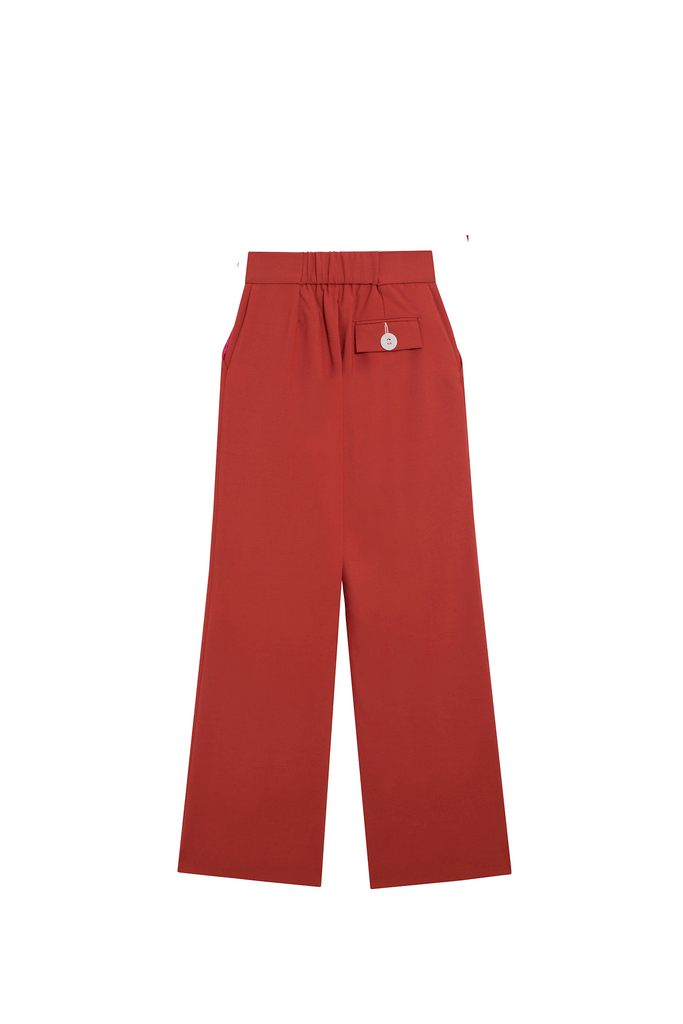 pantalon terracotta - the air uniform