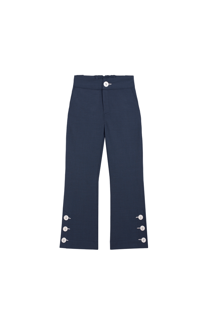 pantalon bleu nuit - the cosmic uniform