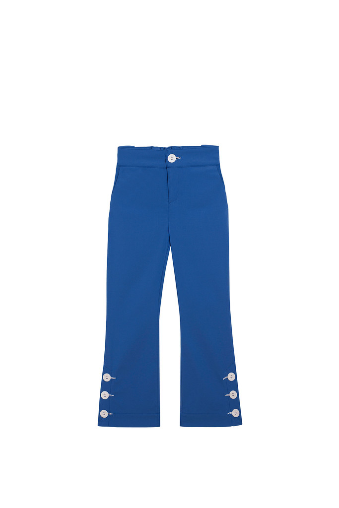 pantalon bleu profond - the cosmic uniform