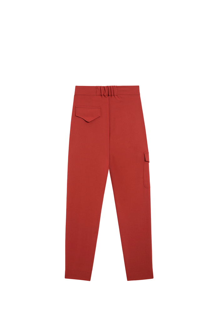 pantalon terracotta - the military uniform
